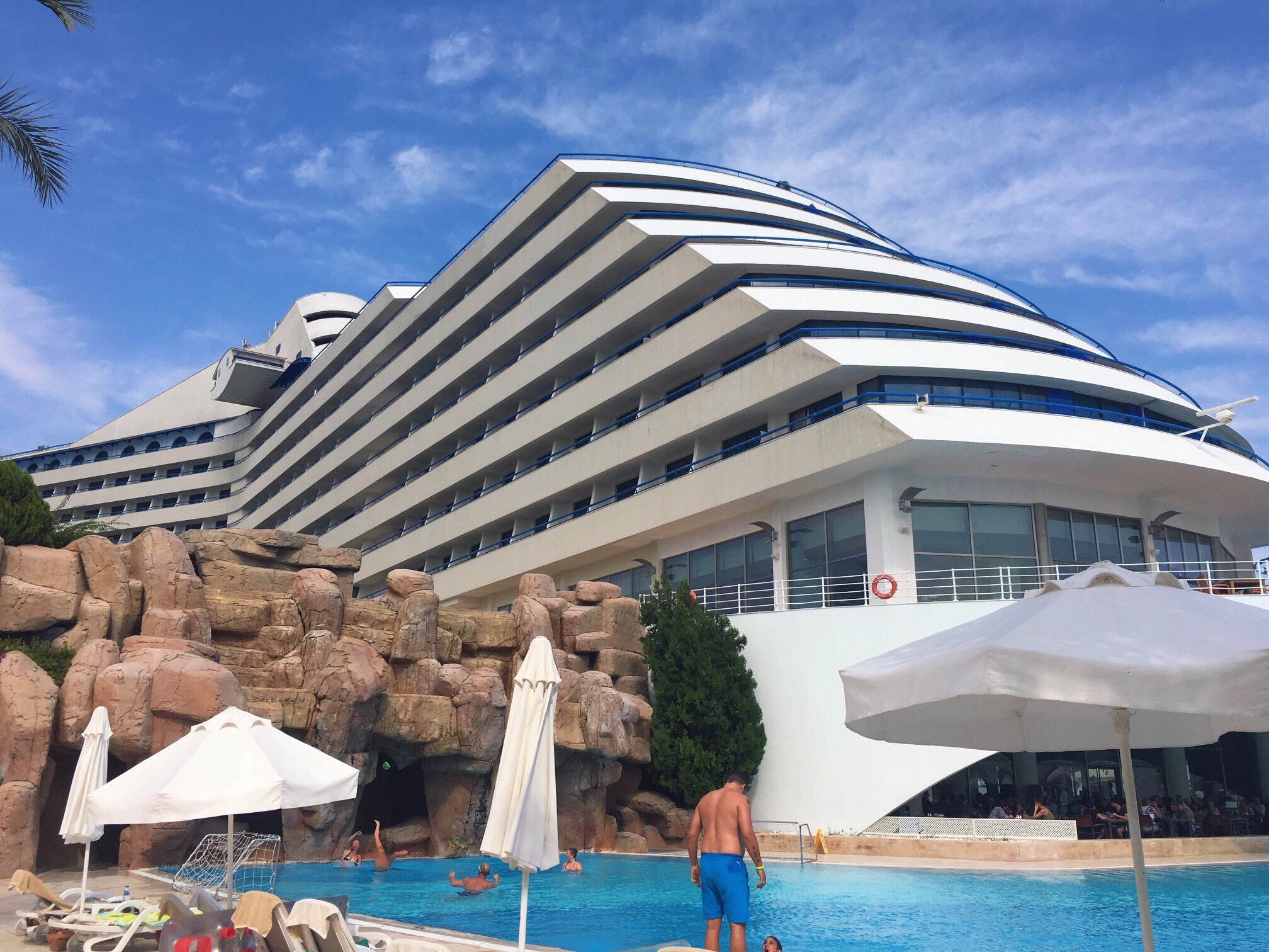 The 5 Titanic Hotel Lara Beach Living The Turkish Dream